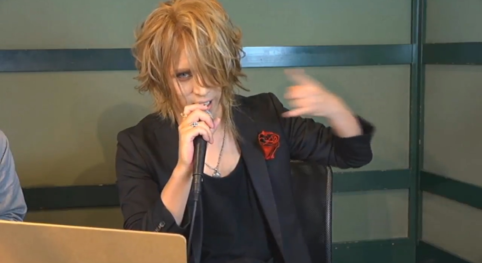 "Special YouTube Talk & Live Show ""Sang"", Screen caps"