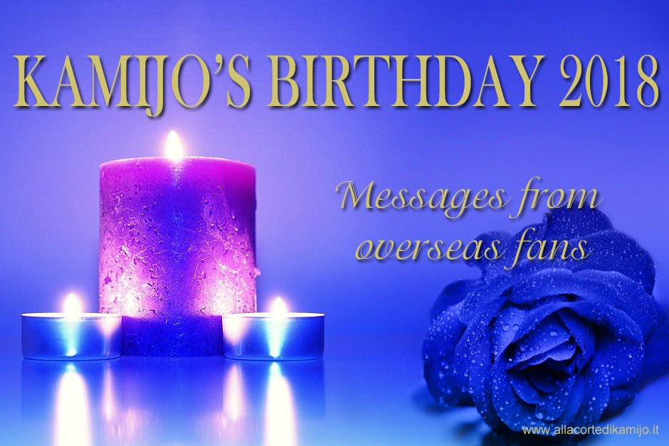 KAMIJO_Birthday_2018_overseas_messages