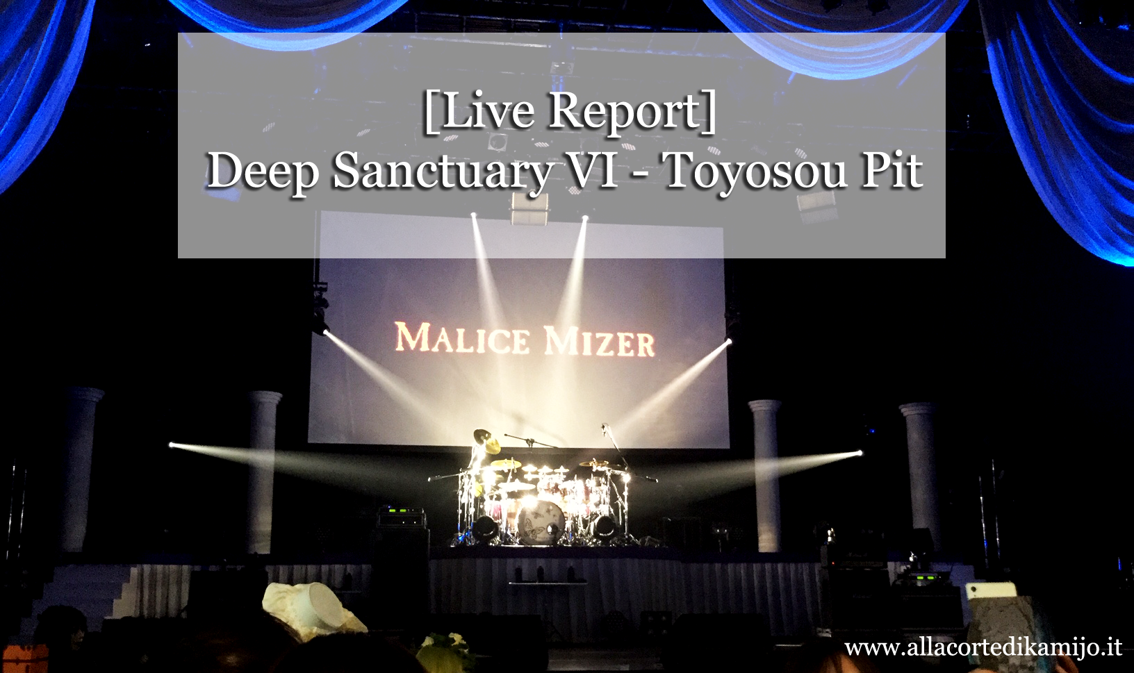 [Live Report] Deep Sanctuary VI