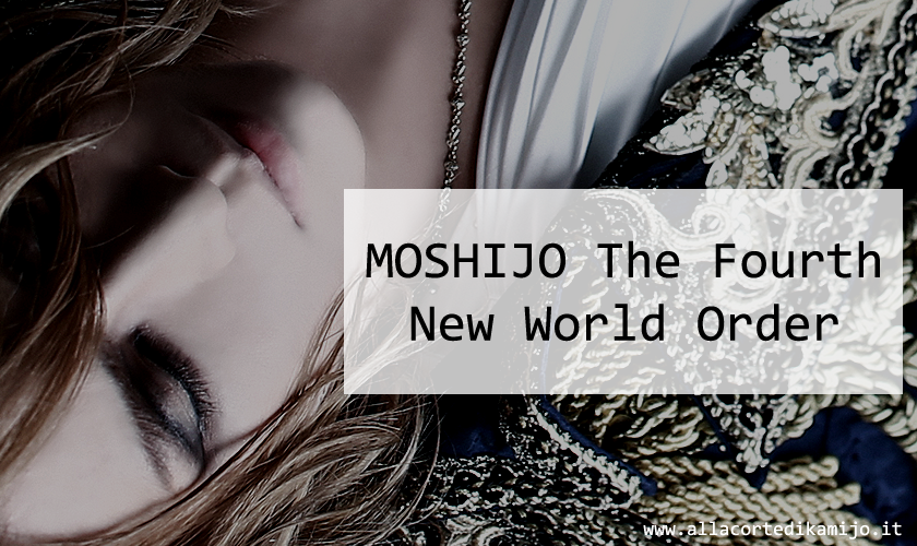MOSHIJO The Fourth, New World Order