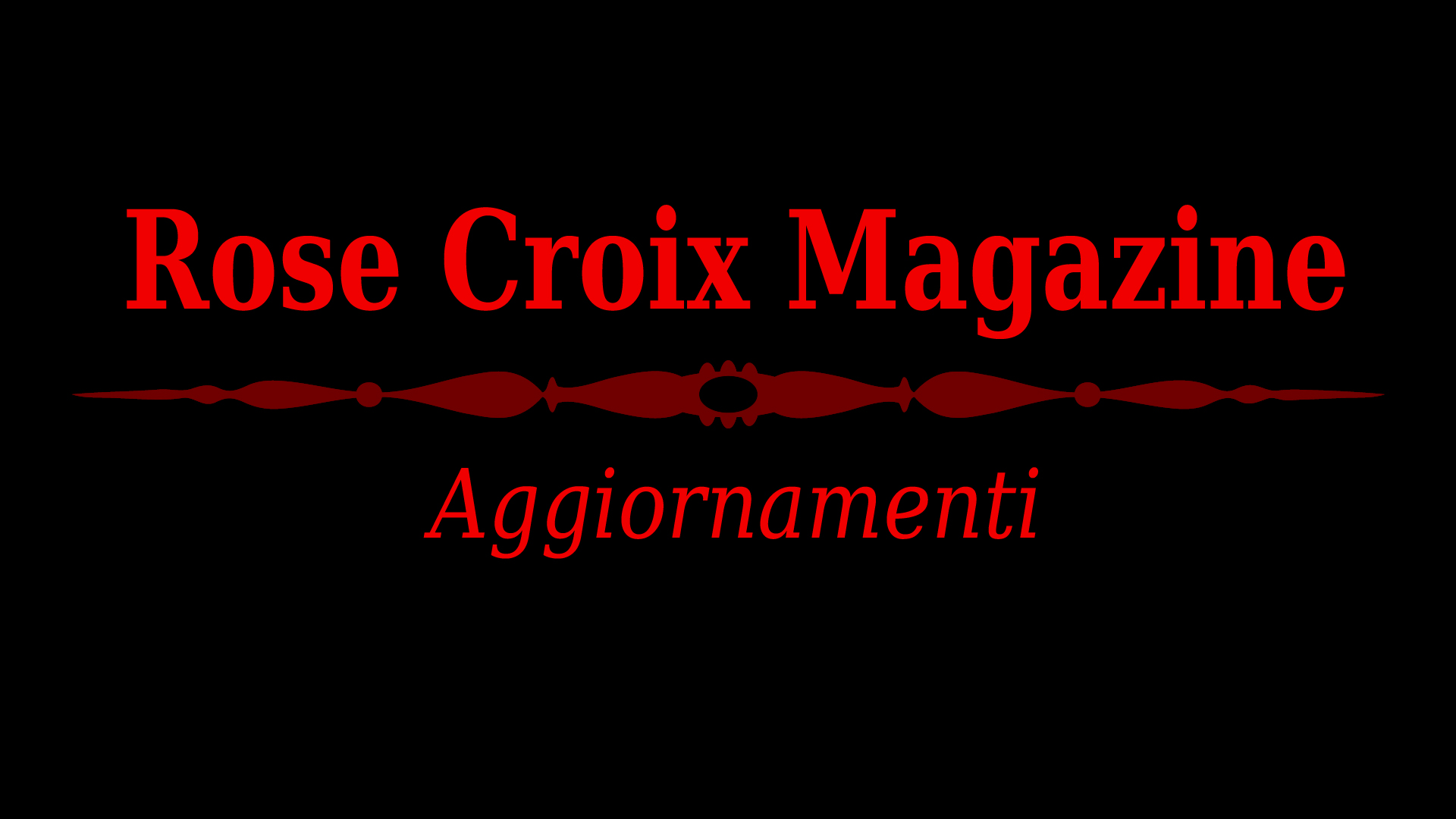 Rose Croix_magazine_update