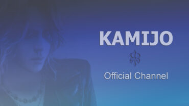 KAMIJO_YouTube_Channel_Copertina